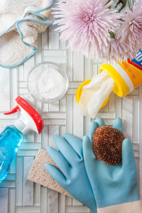 Frühjahrsputz Checkliste und andere schlaue Tipps das zuhause putzen leicht gemacht