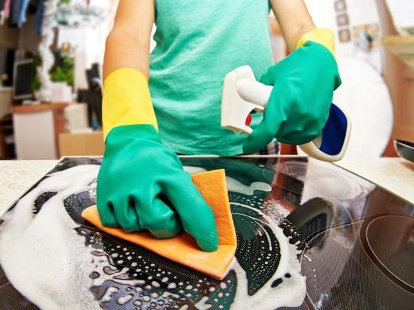 Frühjahrsputz Checkliste und andere schlaue Tipps küche putzen waschen