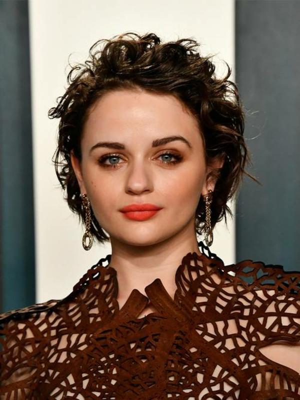 Frisuren für runde Gesichter Kurzhaarschnitte Trendfrisuren Shag