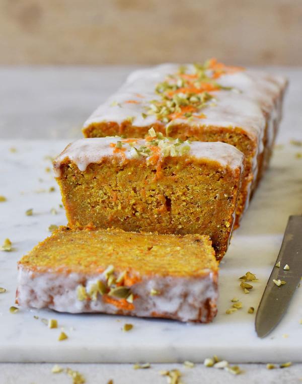 Karottenkuchen guten Appetit kalorienarm und lecker