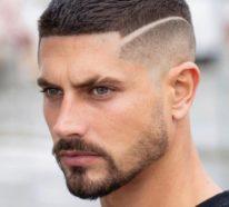 Männerfrisuren 2021 – diese Haarschnitte liegen nun voll im Trend