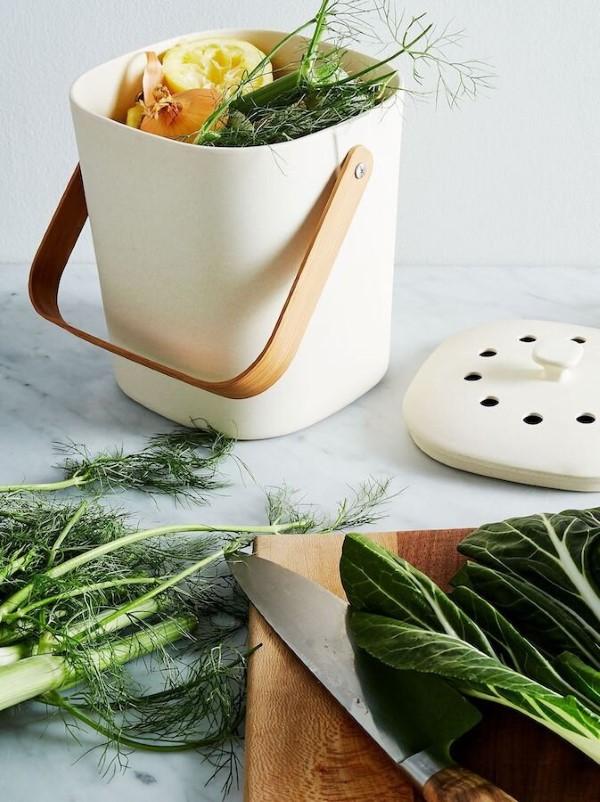 Originelle und praktische Geschenkideen für Gartenbesitzer im Frühling compost ernte küche