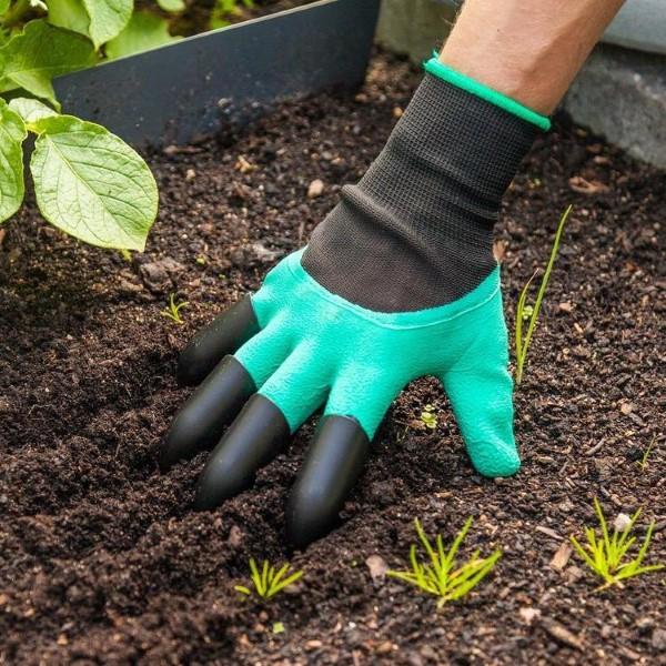 Originelle und praktische Geschenkideen für Gartenbesitzer im Frühling garten handschuhe mit krallen