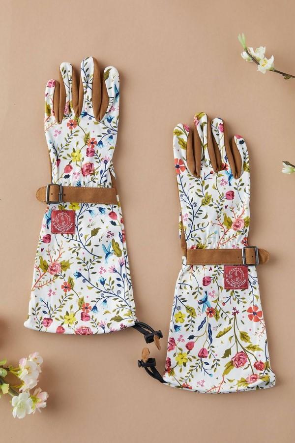 Originelle und praktische Geschenkideen für Gartenbesitzer im Frühling schöne gartenhandschuhe