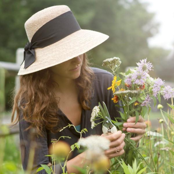 Originelle und praktische Geschenkideen für Gartenbesitzer im Frühling sonnenhut stilvoll