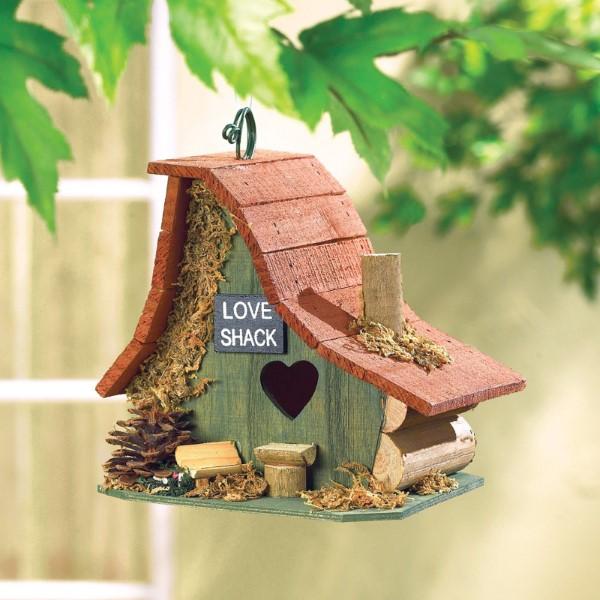 Originelle und praktische Geschenkideen für Gartenbesitzer im Frühling vogelhaus niedlich süß