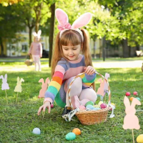 Ostereiersuche zu Hause und im Garten – kreative Ideen für Groß und Klein kinder aktivitäten garten