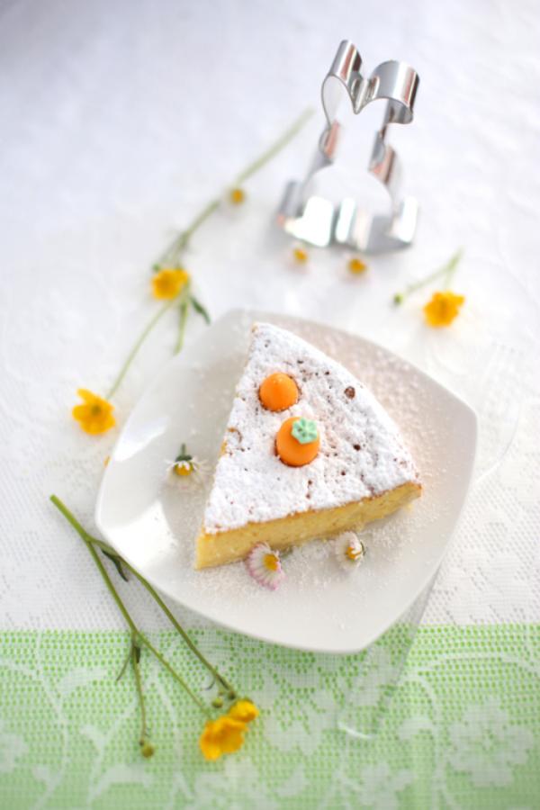 Κάνοντας τα Πασχαλινά κέικ με αγάπη, εξαιρετική γεύση
