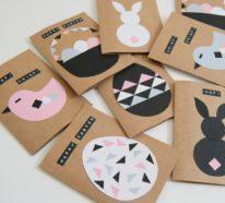 Osterkarten basteln: Über 30 inspirierende Ideen und eine Schritt-für-Schritt-Anleitung