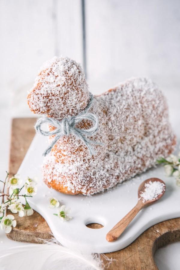 Osterlamm backen – leichtes Rezept und Ideen zum Inspirieren traditionelles lamm schön gebacken