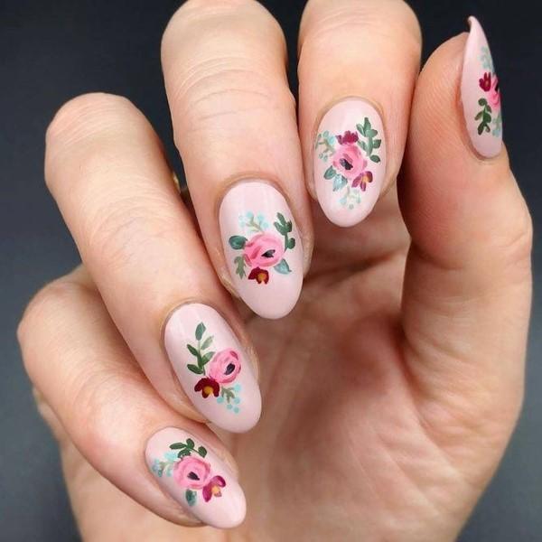 Pastell Nägel – Ideen für eine stilvolle Frühlings- und Oster-Maniküre moderne nagel ideen diy