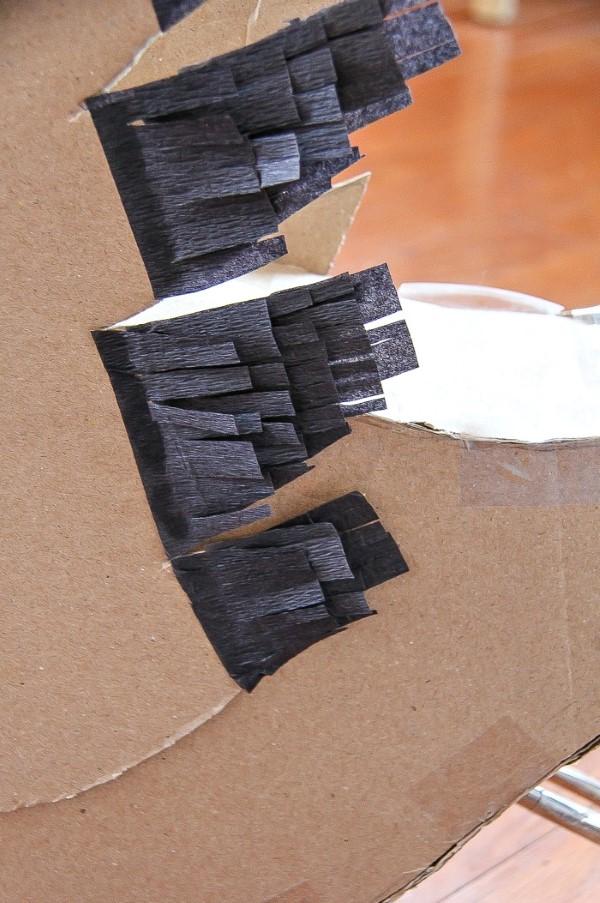 Storch basteln – frische Ideen und Anleitung zum Frühling anleitung feder papier