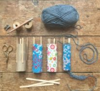 Strickliesel basteln und damit stricken – Ideen und Anleitung