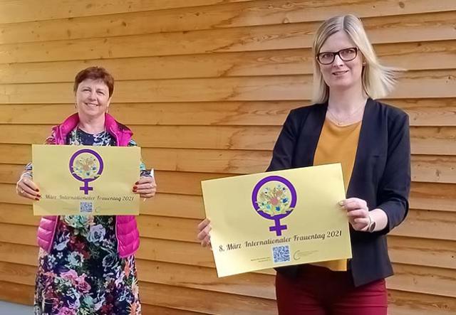 Weltfrauentag am 8.März wird gern geiert Gleichstellung von Frauen und Männern