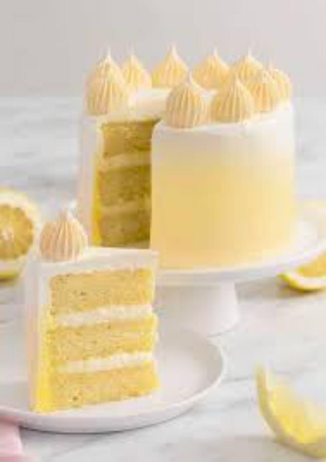 Zitronenkuchen backen zwei Rezepte Zitronentorte reine Versuchung bei festlichen Anlässen