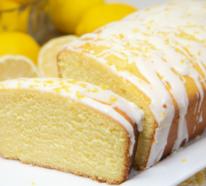 Zwei Zitronenkuchen Rezepte– extra saftig und mit einer feinen Zitronennote