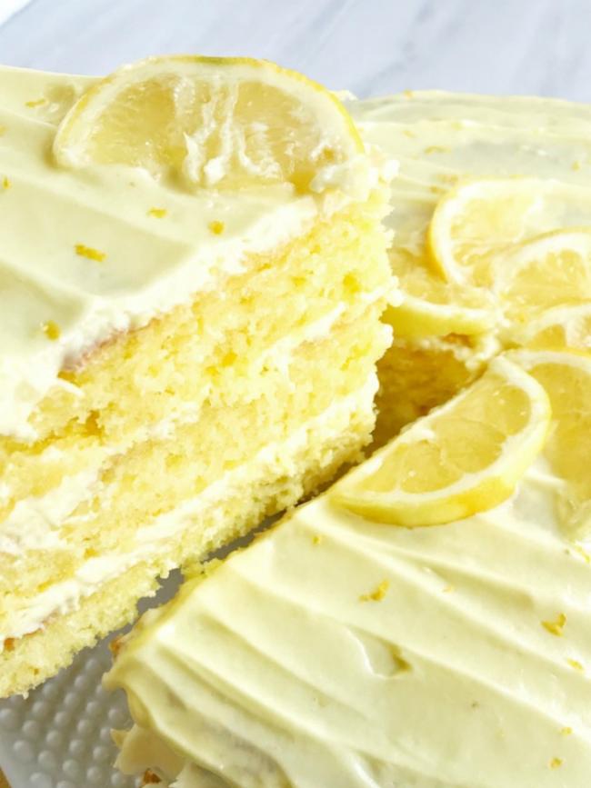 Zitronenkuchen backen zwei Rezepte leichte Zubereitung auch für Anfänger geeignet