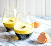 Eierkaffee: das Power-Getränk schmeckt nicht nur zu Ostern!