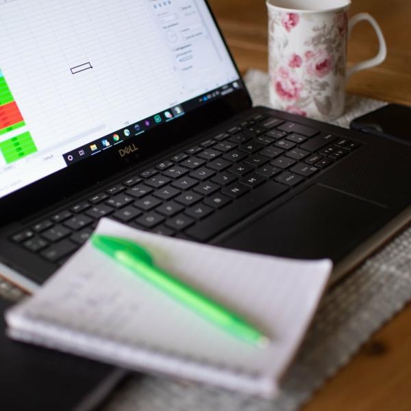 grünes und nachhaltiges Home Office einrichten Tipps