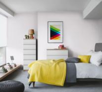Grauer Boden bringt Stil und Raffinesse in Ihre vier Wände