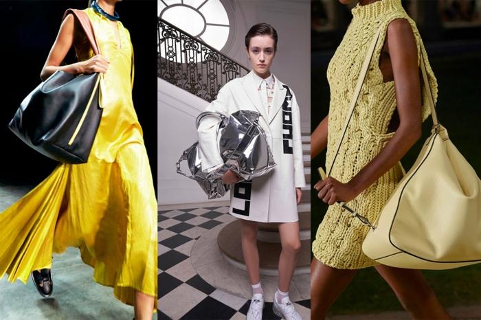 modetrends 2021 grosse taschen