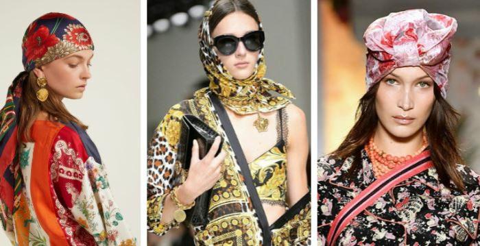 modetrends 2021 kopftuch