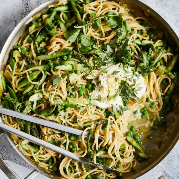 one pan pasta lecker gesund