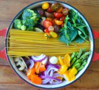 Leckere vegetarische Gerichte- 4 coole One Pot Pasta Rezepte