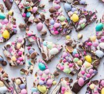 Bruchschokolade selber machen – einfaches Grundrezept zu Ostern mit veganer Version
