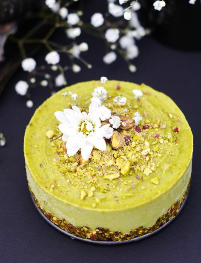 osterkuchen rezept vegan schoko nuss limette