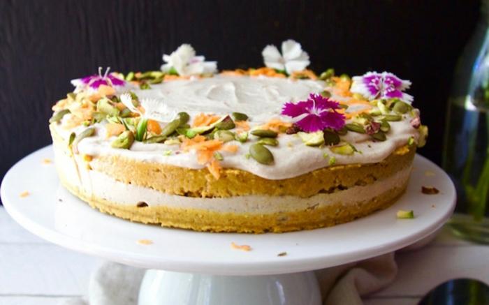 osterkuchen rezept vegan und gesund