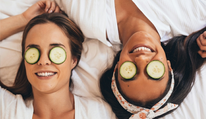 tränensäcke entfernen hausmittel gurke
