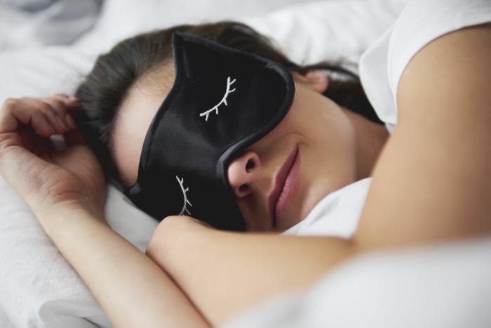tränensäcke entfernen hausmittel guter schlaf