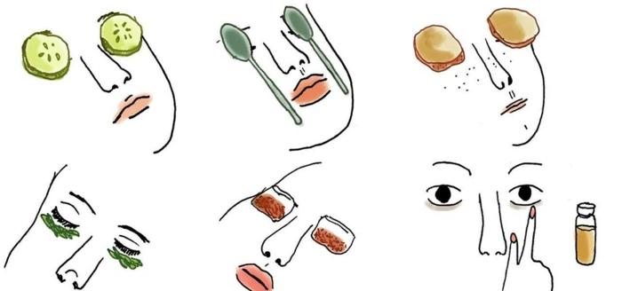 tränensäcke entfernen hausmittel varianten