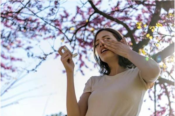 Allergisches Asthma im Frühling Auslöser und Linderung der Beschwerden2