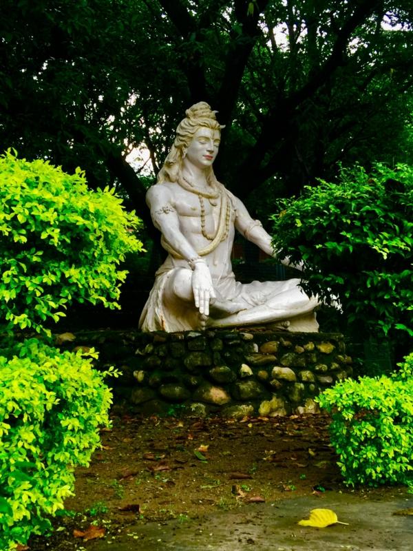 Aquarian Sadhana Kundalini Yoga Morgen Saghana Shiva Statue