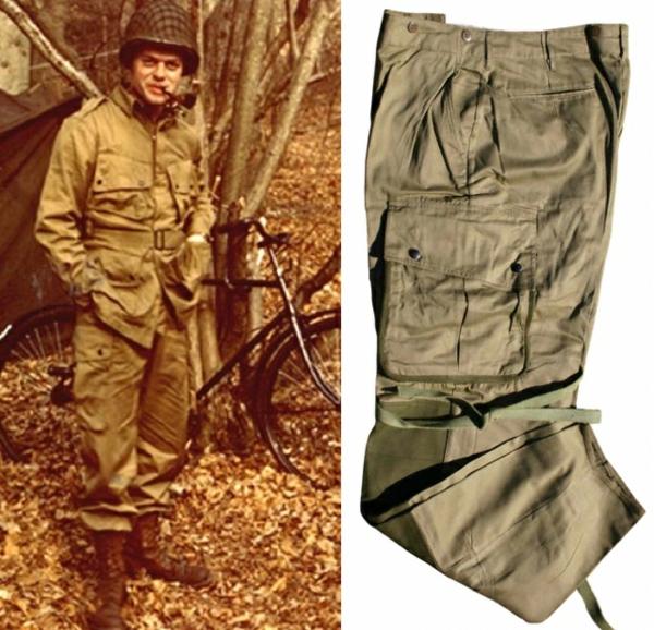 Arten von Cargohosen Geschichte Militär Mode