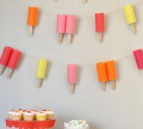 Basteln mit Eisstielen – coole Recycling-Bastelideen und Anleitung