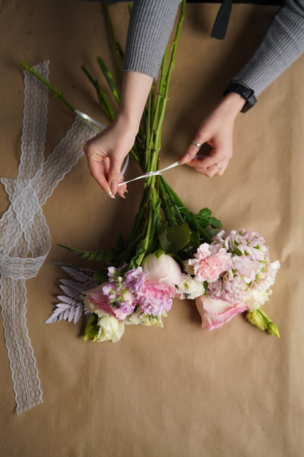 Blumenstrauß zum Muttertag selber binden – Die besten Blumenarten für Mama und Tipps blumenstrauß selber machen binden