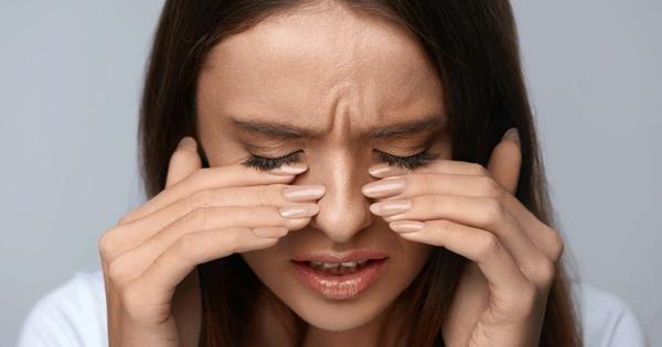Brennende Augen haben Mögliche Ursachen und nützliche Tipps Bindehautentzündung