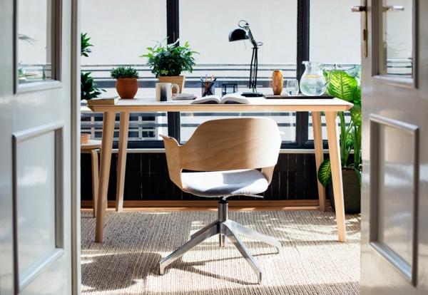 Das eigene Home-Office in einen Wohlfühlort verwandeln4