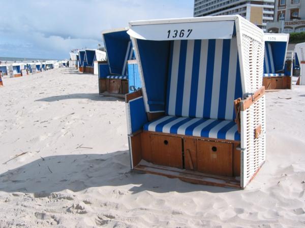 Der Strandkorb – eine geniale deutsche Erfindung1