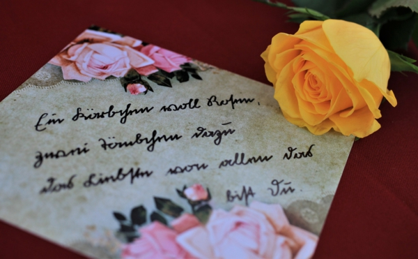 Gedichte schreiben - Tipps für gefühlvolle Gedichte6