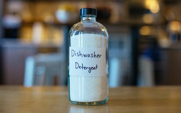 Geschirrspülmittel selber machen pulverhaltig