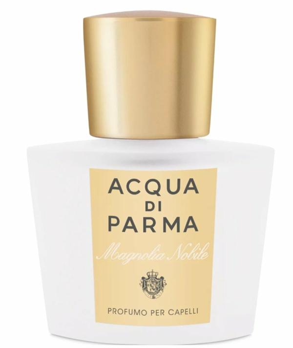Haarparfüm verwenden Haartrends Ideen schöne Haare Acqua Di Parma