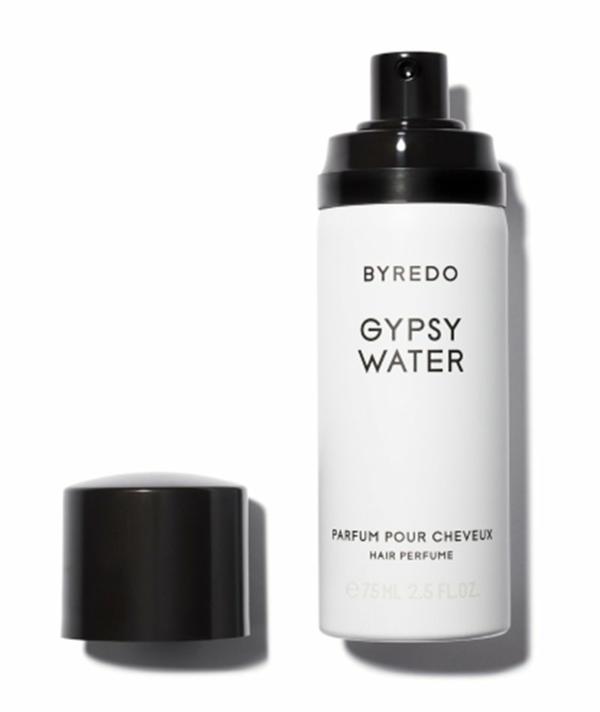 Haarparfüm verwenden Haartrends Ideen schöne Haare Byredo Gypsy Water