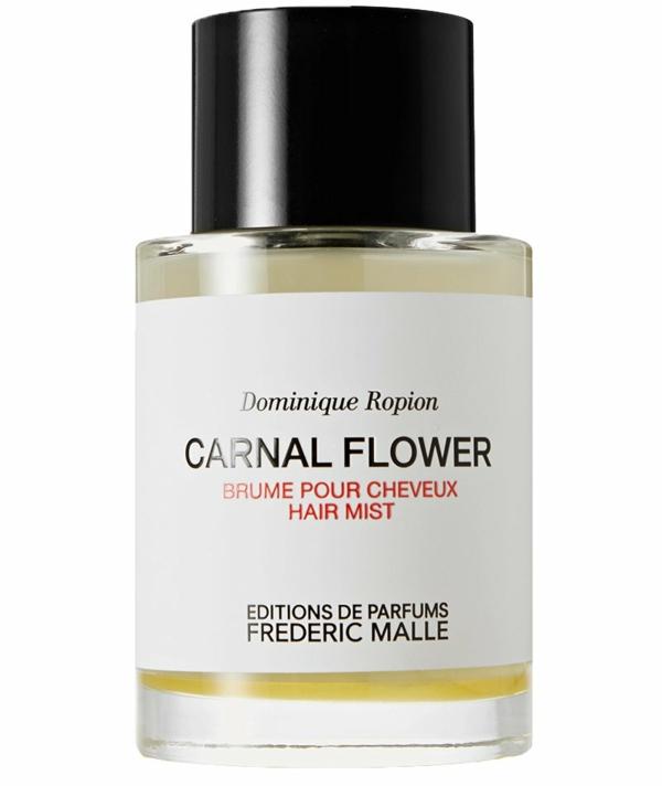 Haarparfüm verwenden Haartrends Ideen schöne Haare FREDERIC MALLE Carnal Flower