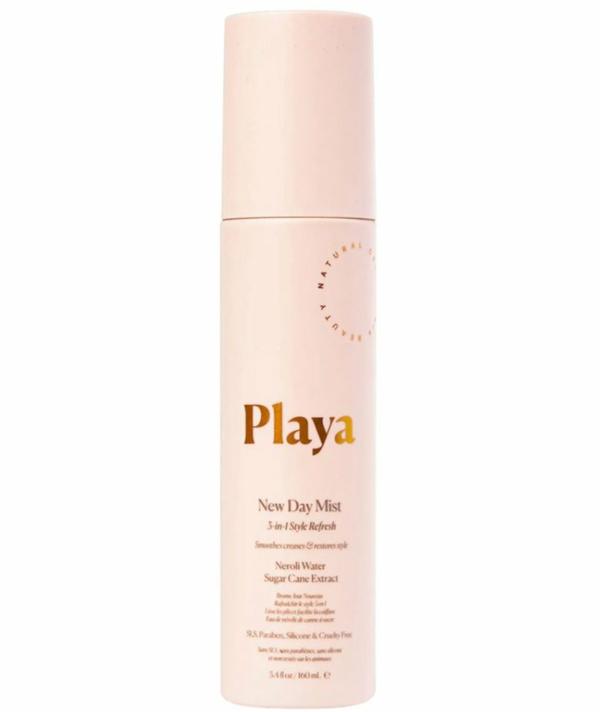 Haarparfüm verwenden Haartrends Ideen schöne Haare Playa New Day Haarnebel