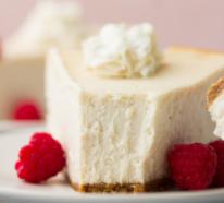Ein leichtes Rezept für leckeren Käsekuchen ohne Backen
