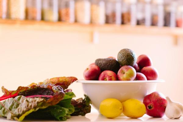 Körper entgiften Entgiftung Körper Bio Lebensmittel Entgiftungskur